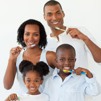 Oral health and braces